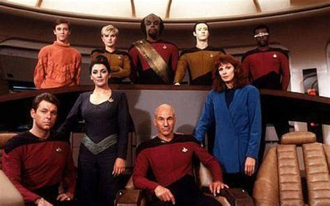 Star Trek Tng  Opinions From The Left Field
