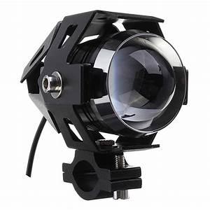 U5 Led Motorcycle Head Light Driving Spot Fog Lamp 125w