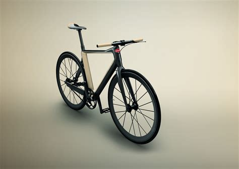 Bugatti Launches Ultra-luxurious Bicycle That'll Match
