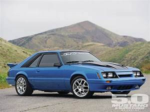 1986 Ford Mustang GT - Triple Tribute - 5.0 Mustang & Super Fords Magazine