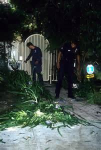 Nicole Brown Simpson Crime Scene Murder