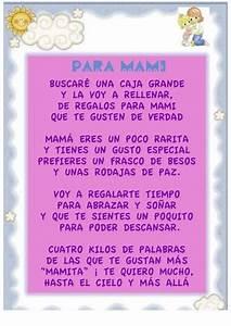 Poema del dia de la madre 2 | Día de la Madre-Padre ...
