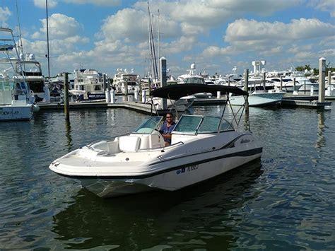 deck boat rentals  fort lauderdale versatile open bow