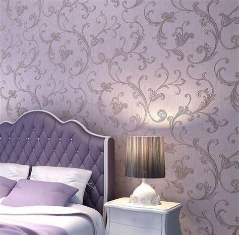 bedroom purple wallpaper обои для спальни 105 фото дизайна какие обои выбрать в 10606 | vinilovye oboi dlya spalni 2