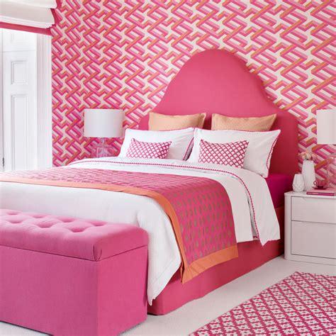 bedroom with pink walls bedroom wallpaper ideas bedroom wallpaper designs 14476