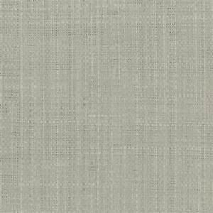 Brewster Jonus GreyFaux Grasscloth Wallpaper