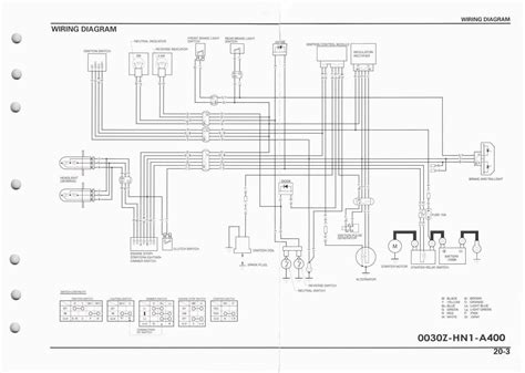 Max Atv Wiring Diagram by Trx Ecu Identification Honda Atv Forum