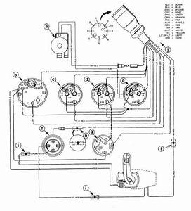 Mercruiser Marine Engine Harness Schematic
