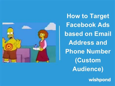 phone number for target how to target ads based on email address and