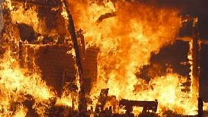 Fire Disaster In Oklahoma Video ABC News