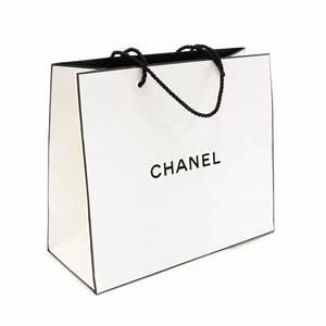 Chanel Chanel White Medium Shopping Bag