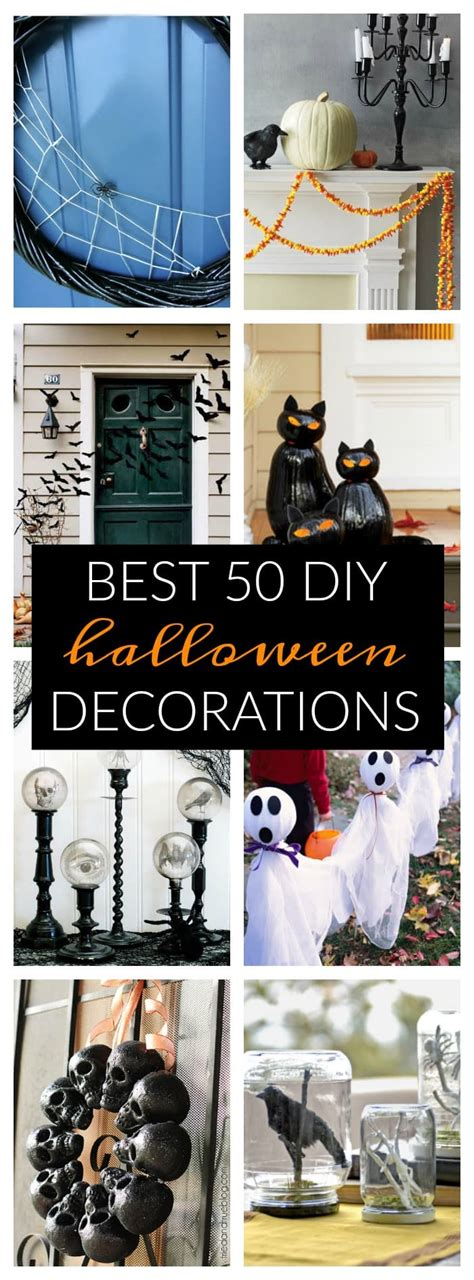 diy halloween decorations  dash  sanity