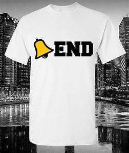 Bell End T Shirt Funny Slogan Rude Joke Humour Offensive ...