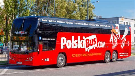 autobusy z niemiec do polski polskibus zawitał m in do płocka przewoźnik otwiera nowe trasy dla 17 miast