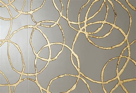 Gold Decorative Tiles - ceramic tile design ideas by