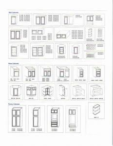 Kitchen Cabinet Sizes - Kitchen Design Ideas