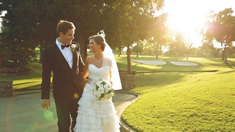 Southern Hills Wedding Film {tulsa, Oklahoma Wedding Video