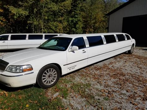 Limousine Deals by Used 2003 Lincoln Limousine For Sale Ws 10799 We Sell Limos