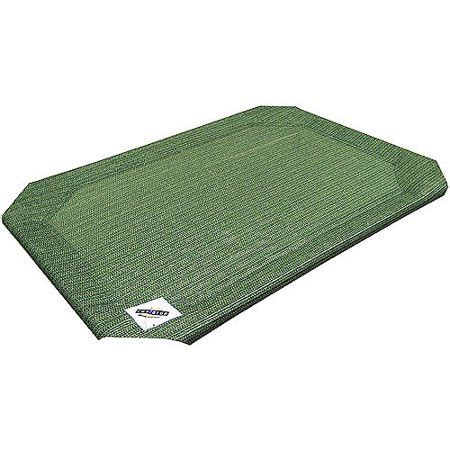 27419 coolaroo elevated pet bed coolaroo elevated pet bed replacement cover large