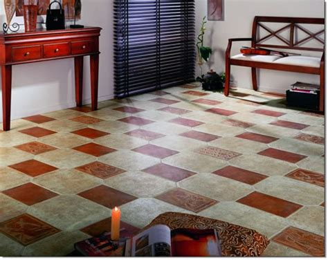 floor tiles nilo ocre romco multisize terracotta