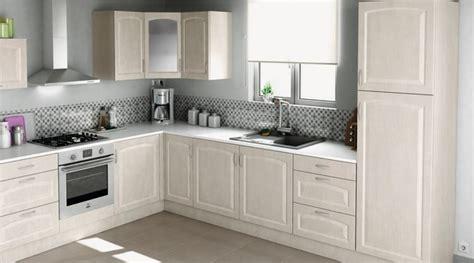 cuisine blanche brico depot des nouveautés dans les cuisines brico depot
