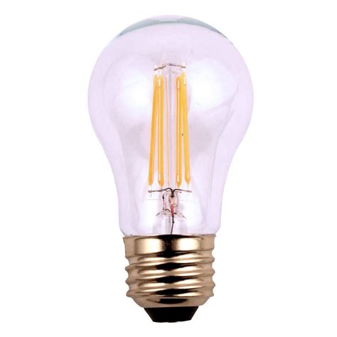 ecosmart 60w equivalent soft white a15 filament dimmable