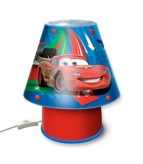 disney cars 2 le de chevet 20 x 24 cm disney cars decokids tous leurs h 233 ros