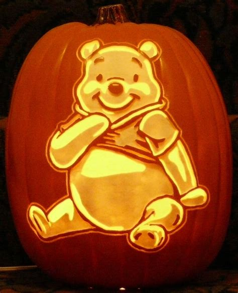 Winnie The Pooh Pumpkin Carving Templates Winnie The Pooh Pumpkin Carving Templates 118 Best Winnie