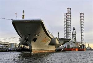 Russia's Sole Aircraft Carrier Catches Fire in Northern ...