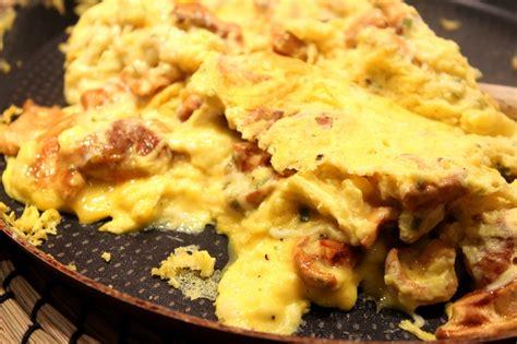 cuisiner les chignons pieds de mouton omelette aux pieds de mouton pour ceux qui aiment cuisiner