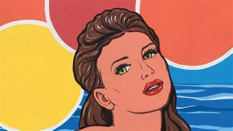iconic  female pop artist