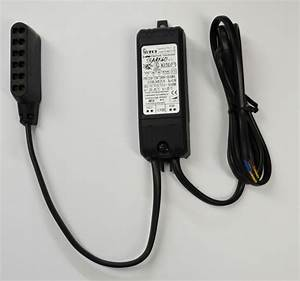 Tci Dimmable Low Voltage Lighting Transformer 12 Volt 60 Va With Amp Block