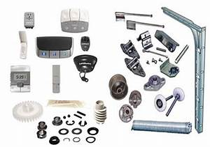 Pieces et accessoires portes garage solution for Accessoire porte de garage basculante