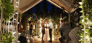 las vegas outdoor weddings nighttime garden wedding packages With garden wedding las vegas