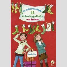Der Rätselhafte Adventskalender  24 Weihnachtsgeschichten