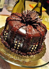 Publix Chocolate Ganache Cake
