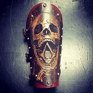 8 best My Leather Creations images on Pinterest | Arm work ...
