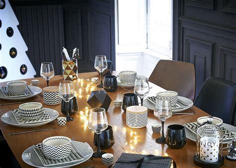 Déco table de fête : 3 leçons de style avec Maisons du