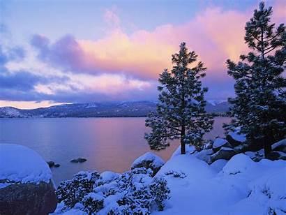 Winter Wonderland Wallpapers Dekstop Desktop Scenes Snow