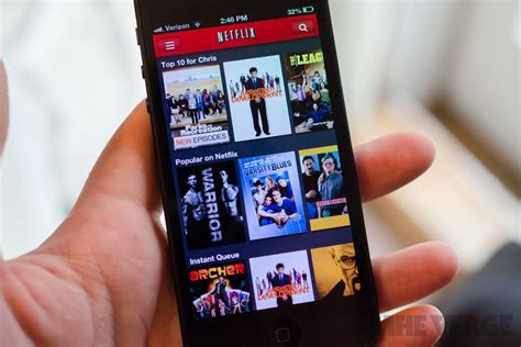 netflix mobile netflix is testing cheaper mobile only subscription tiers