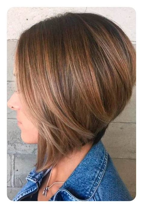 medium hair styles 83 populares bob penteados invertidos para esta temporada 5640