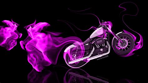 Harley Davidson Super Fire Bike 2014