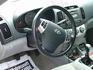 2007 Hyundai Elantra - Interior Pictures