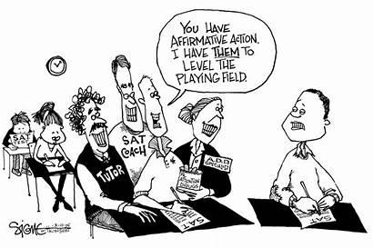 Signe Wilkinson Cartoons College Scandal Admissions Cartoon