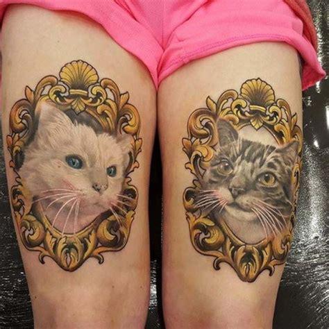 cool cat tattoos  tattoo ideas gallery