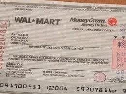 Money Order Walmart Walmart Moody Eye View