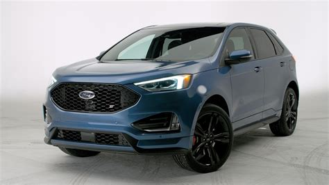 2019 Ford Edge St Gets Pricing Info, Finally Roadshow
