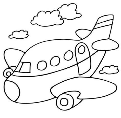 Kleurplaat Post Vliegtuig by Kleurplaat Vliegtuig Thema Verkeer