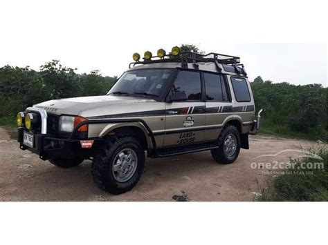 The lightweight 1/2 ton was a british military vehicle supplied by land rover. Land Rover Discovery 1995 MPi LS 2.0 in ภาคตะวันออก Manual ...