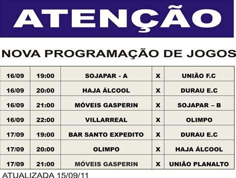 DIVISÃO DE ESPORTES: Setembro 2011